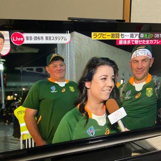 Panasonic 37インチ テレビ