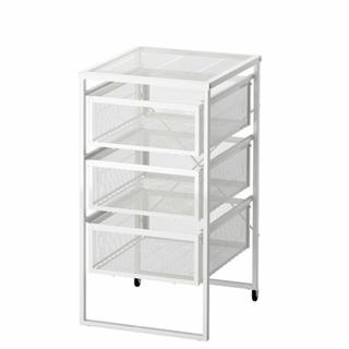 イケア キャビネット IKEA  ホワイト
