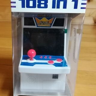 108IN1アーケードゲーム機 新品です。