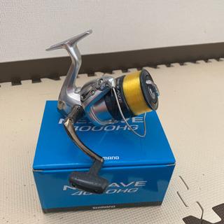 SHIMANO NEXAVE4000HG  鮭釣りにも使える