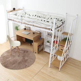 宮付きロフトベッド