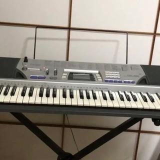 電子ピアノ CASIO キーボードCTK496