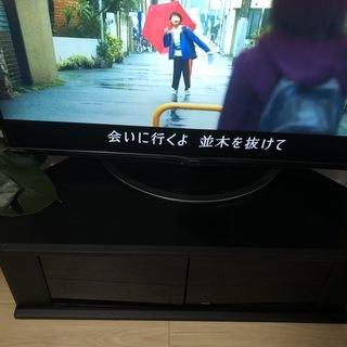 テレビ台 中古美品 1000円(11月29日午後のみ引渡し可能)