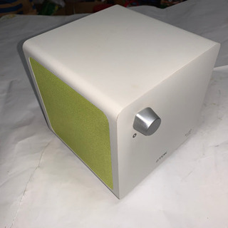 TDKキューブ型スピーカー
