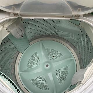 パナソニック全自動洗濯機差し上げます