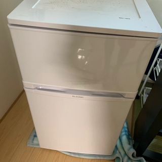 中古品 冷蔵庫、洗濯機セット