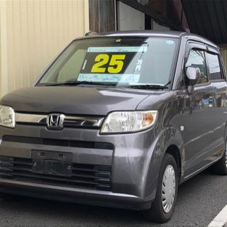 ホンダ ゼスト 走行少6万8千キロ 修復歴無 車検2年付