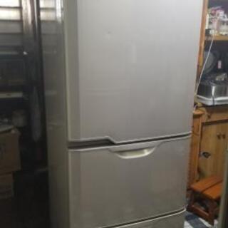 三菱冷凍冷蔵庫3ドア、ノンフライ