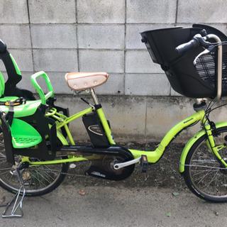 974 電動自転車 パナソニックギュット 20インチ