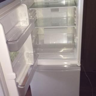 2ドア一人暮らし用冷蔵庫