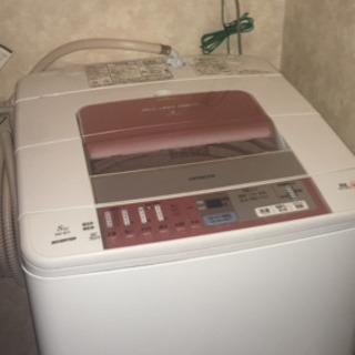 ビートウォッシュ8㌔ 洗濯機、乾燥機付