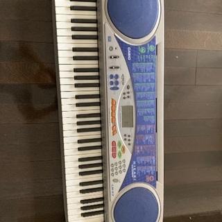 CASIO LK57キーボード