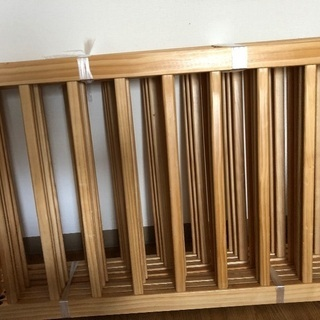 ベビー サークル 木製