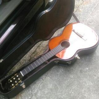 ヤマハ クラシックギター ハードケース付 YAMAHA