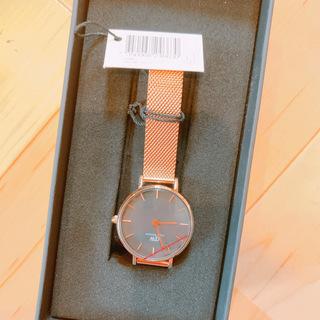 新品箱付き!ダニエルウェリントン 腕時計 DW00100217