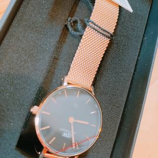 新品箱付き!ダニエルウェリントン 腕時計 DW00100217 - 港区