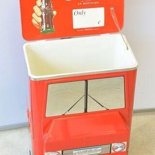 コカ・コーラの大型クーラーボックス トラック型 アメリカ製 昭和...