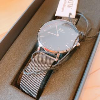 新品箱付き!ダニエルウェリントン 腕時計 DW00100202