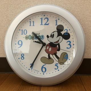 中古品 ミッキーマウス壁掛け時計
