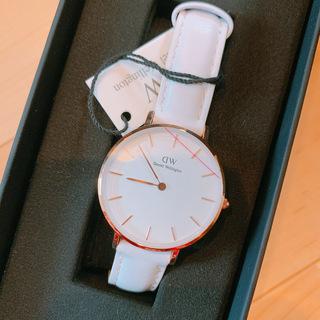 新品箱付き!ダニエルウェリントン 腕時計 DW00100189