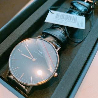 新品箱付き!ダニエルウェリントン 腕時計 DW00100141