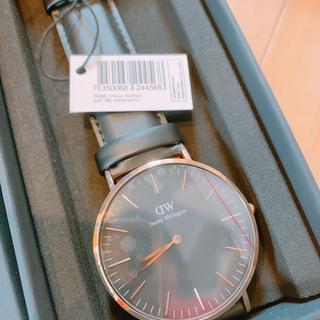 新品箱付き!ダニエルウェリントン 腕時計 DW00100…