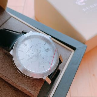 ほぼ新品箱付き!バーバリー腕時計 BU9355
