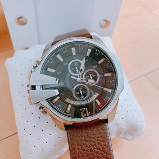 箱付き!ディーゼル腕時計 DZ4290