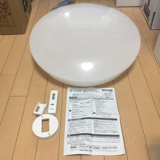 アイリスオーヤマ シーリングライト 6畳用(居間で使用)