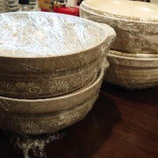 今からの季節に!4人用、6人用土鍋
