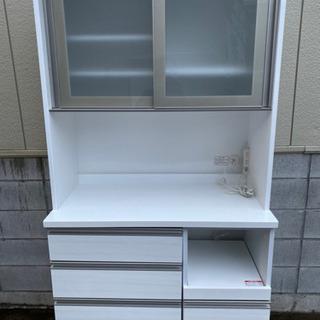 食器棚(ハイタイプ) キッチンボード