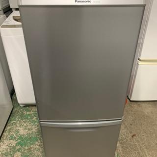 2017年製Panasonic2ドア冷蔵庫138L