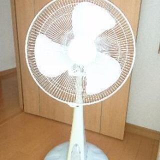 充電式 扇風機 停電時使用