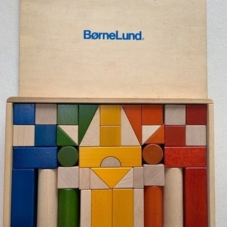 ボーネルンド オリジナル積み木カラー