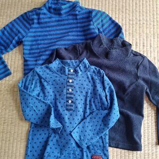 子供服 男の子 100~110 長袖 9枚セット