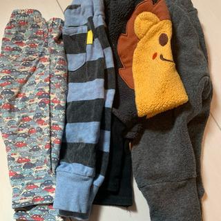 [男の子]子供服 ズボン まとめ売り[80]