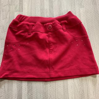 GU スカート 110