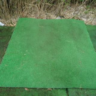 人工芝 本格ゴルフ練習マット 150X150
