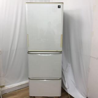 【30日間動作保証🐢】SHARP 3ドア冷凍冷蔵庫 SJ-PW3...