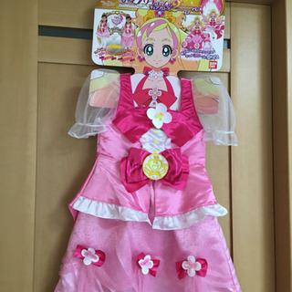 プリキュア 衣装 キュアフローラ プリンセスプリキュア ドレス