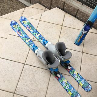 子供用 スキー板 & ブーツ