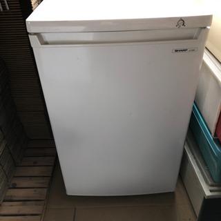 SHARP シャープノンフロン冷凍庫・FJ-HS9X-W・2016年製