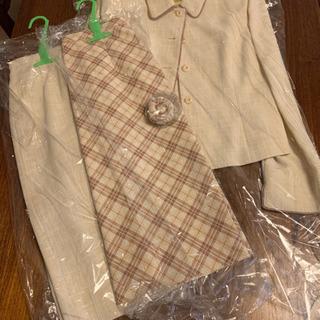 入園入学用スーツ