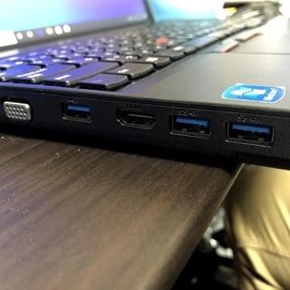 【5,000円引き済】Core i3搭載Office2019認証済 レノボノートパソコン - パソコン