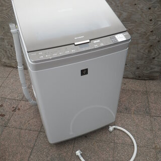 ■配達可■SHARP シャープ 全自動電気洗濯機  ES-PX9...