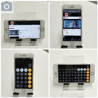 【訳あり】SIMフリー iPhone 7 128GB Silver 美品 バッテリー87% <本体のみ> − 東京都