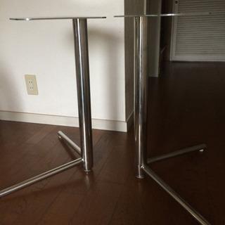 [取りに来ていただける方に]テーブルの脚