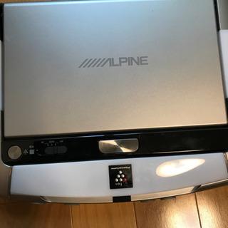 リアビジョン ALPINE PCX-R3500LS
