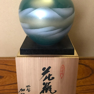 ☆あげます☆九谷焼花瓶