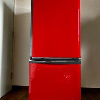 三菱 冷蔵庫 MR-D30S-R 300L レッド 動作確認済み